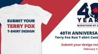 Dear students, staff, and educators at Brentwood Park Elementary, For the first time everThe Terry Fox Foundation is invitingall Canadians (big and small!) to submit a design to be considered […]