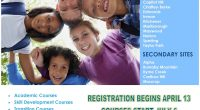 Summer Session – Burnaby Schools – School District 41, Burnaby, BC, Canada Elementary Registration Tuesday, April 13th from 10:00am Secondary Registration Register NOW for classes! We are excited to offer […]